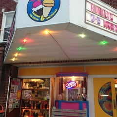 Photo taken at Bonkey's Ice Cream by Kate S. on 4/15/2013