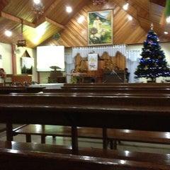 Photo taken at GMIM Pniel Kairagi Satu by Alke R. on 12/29/2012