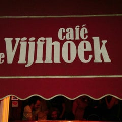 Photo taken at Café de Vijfhoek by Thijs on 6/29/2015