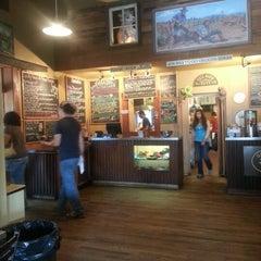 Photo taken at Gannett Grill by Phoenix J. on 9/15/2012
