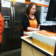Photo taken at The Home Depot by E on 10/15/2012