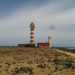 Photo taken at Faro del Tostón by Riccardo D. on 6/4/2014