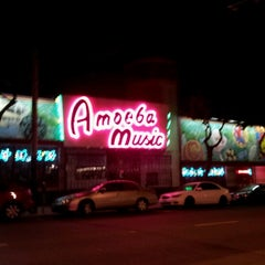 Photo taken at Amoeba San Francisco by Hatice U. on 10/30/2012