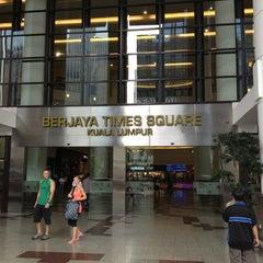 Photo taken at Berjaya Times Square by Người Việt X. on 4/10/2013