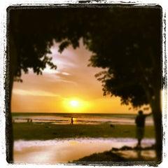Photo taken at Praia de Jericoacoara by Scheila A. on 2/8/2013