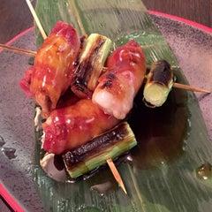 Photo taken at Megumi Japanese Restaurant by Gerard T. on 11/30/2014