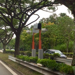 Photo taken at Bukit Batok Road by Gerard T. on 2/2/2015
