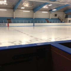 Photo taken at Charles Moore Arena by Sonny C. on 11/13/2012