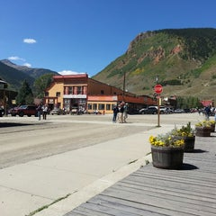 Photo taken at Town Of Silverton, Colorado by Betty L. on 9/13/2014