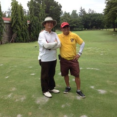 Photo taken at Camp Aguinaldo Golf Club by Bert A. on 6/18/2015
