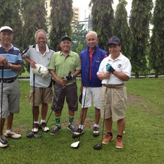 Photo taken at Camp Aguinaldo Golf Club by Bert A. on 8/9/2015