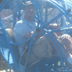 Photo taken at Sylvan Beach Amusement Park by Kim C. on 8/11/2013