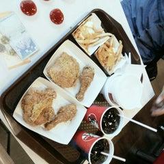 Photo taken at KFC by luckydic on 5/22/2015