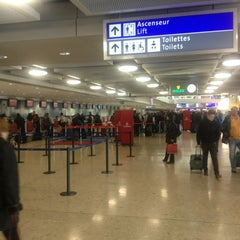 Photo taken at GVA Arrival Hall by Вячеслав ♏. on 1/18/2013