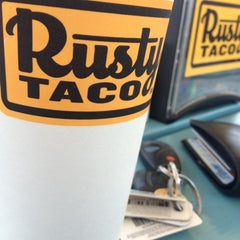 Photo taken at Rusty Taco by Patrick D. on 8/20/2013