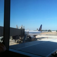 Photo taken at Gate 12 by Jeff S. on 10/13/2012
