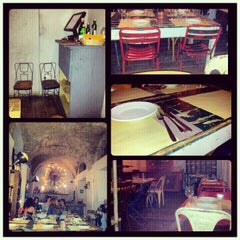 Photo taken at Bar del Fico by Елена В. on 9/16/2012