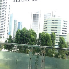 Photo taken at Nana Hiso Hotel Bangkok by Ali F. on 3/17/2014