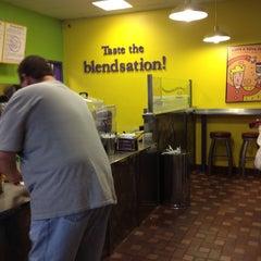 Photo taken at Keva Juice by Anthony A. on 4/26/2013