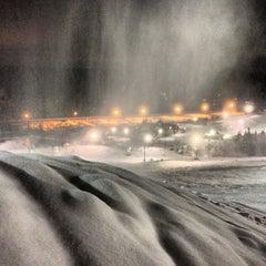 Photo taken at Boston Mills Ski Resort by John T. on 1/2/2013