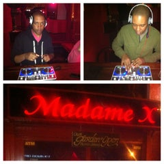 Photo taken at Madame X by Alex C. on 5/6/2013