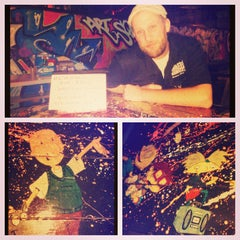 Photo taken at Graffiti Junktion by Katie J. on 12/23/2012