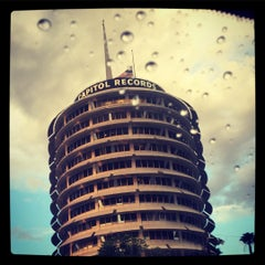 Photo taken at Capitol Records by Zulma A. on 10/6/2015