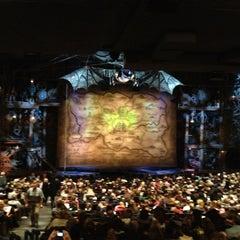 Photo taken at Gershwin Theatre by Chris R. on 1/20/2013