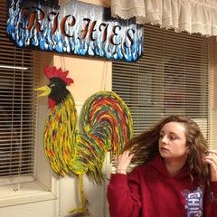 Photo taken at Richie's Chicken by Joe F. on 11/16/2013
