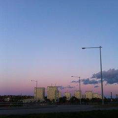 Photo taken at OKQ8 by Stefan L. on 10/6/2012