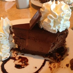 Photo taken at The Cheesecake Factory by Dalal A. on 5/1/2013