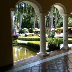 Photo taken at Casa Velas - Spa by Alicia A. on 4/22/2013