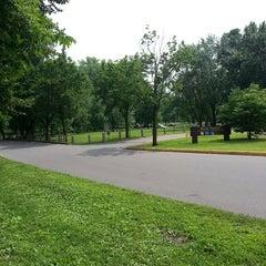Photo taken at Hidden Falls Regional Park by Tammy N. on 7/13/2013
