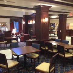 Photo taken at Hampton Inn & Suites Washington-Dulles International Airport by Andre M. on 1/28/2013
