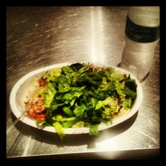 Photo taken at Chipotle Mexican Grill by Charles O. on 12/21/2012