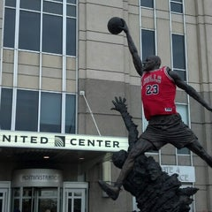 Photo taken at United Center by Kevin L. on 5/2/2013