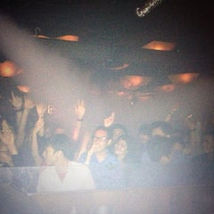 Photo taken at UMBRA Bar & Lounge by ibar a. on 3/8/2014
