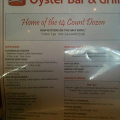 Photo taken at New Orleans Hamburger And Seafood Co. by Cristina A. on 10/21/2012
