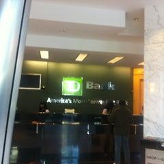 Photo taken at TD Bank by Joy K. on 3/10/2013