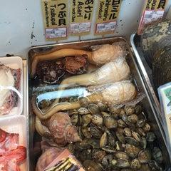 Photo taken at Fish Mart Sakuraya by C M on 7/10/2015