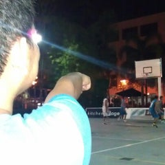 Photo taken at Basketball Court Prima Avenue (PADI) by Karleen Zita on 10/20/2012