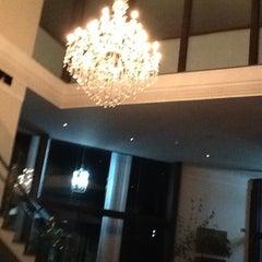Photo taken at Termas de Jurema Resort Hotel by Paula C. on 10/28/2012