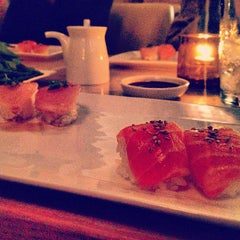 Photo taken at SUGARFISH | Marina del Rey by Patti T. on 1/27/2013