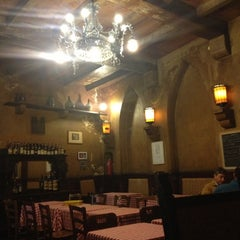 Photo taken at Taverna Moriggi by Roberto A. on 11/15/2012