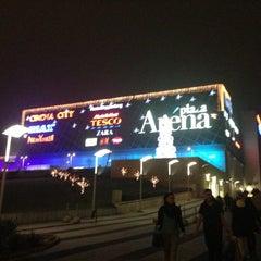 Photo taken at Arena Plaza by Felícia K. on 11/23/2012
