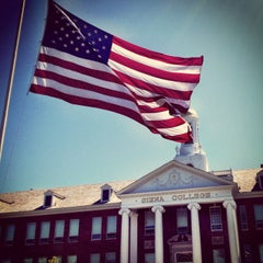 Photo taken at Siena College by Ashley C. on 5/27/2013