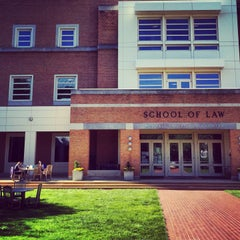 Photo taken at Wake Forest School of Law by Lisa S. on 4/29/2015