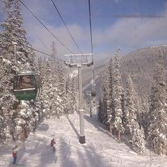 Photo taken at River Run Gondola, Keystone Resort by Amy M. on 12/25/2012