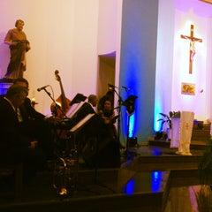 Photo taken at Igreja Nossa Senhora da Assunção by Alex F. on 8/15/2013