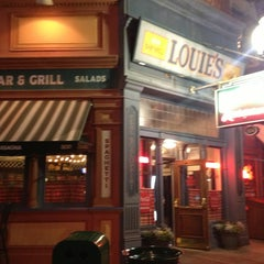 Photo taken at Louie's Italian Restaurant by Kym H. on 1/25/2013